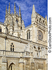 Burgos Cathedral - Impressive cathedral of Saint Mary of ...