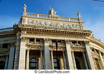 Burgtheater, Vienna - The Burgtheater is the most...
