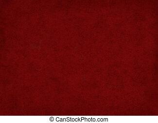Burgundy Background - A textured, dark red background with a...