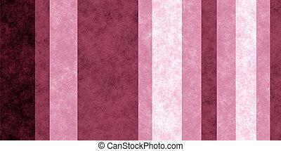 Burgundy Grunge Stripe Paper Texture. Retro Vintage Scrapbook Lines Background.