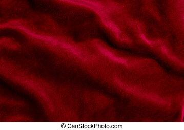 burgundy velor fabric background
