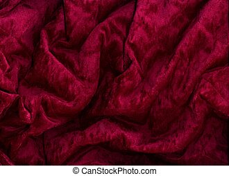 Burgundy velvet background