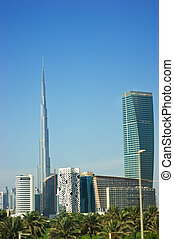 ,Burj Dubai (Burj Khalifa) Highest Skyscraper in the World