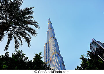 Burj Khalifa highest building - Burj Khalifa famous highest ...