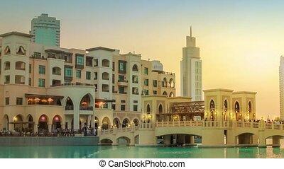 Burj Khalifa Lake Dubai