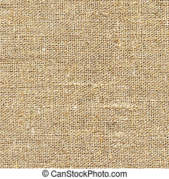 Burlap background. Texture of canvas