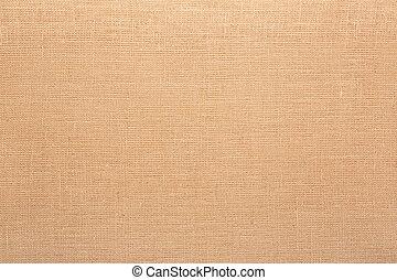 Burlap, rustic fabric background