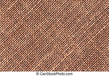Burlap texture - Closeup of a natural burlap texture as the ...