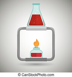 burner tube lab chemistry