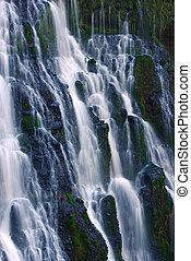 burney falls in california