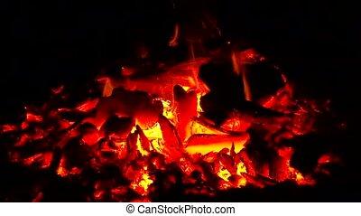 blaze - burning blaze
