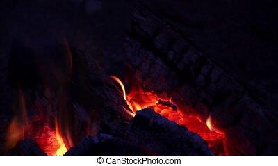Burning Embers Loop