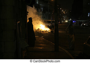 burning jerusalem