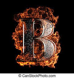 burning Letter
