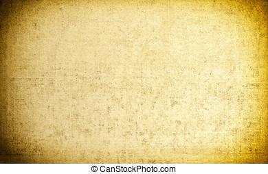 Burnt Edge Vintage Paper Texture