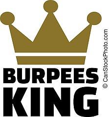 Burpees king