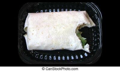 Burrito Time Lapse