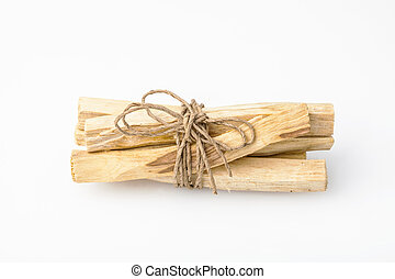 Palo Santo - Bursera graveolens, known in Spanish as Palo...