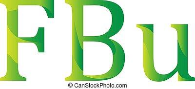 burundian, franco, simbolo valuta, burundi, icona