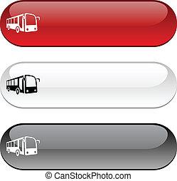 Bus button.