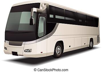 bus - modernvector bus