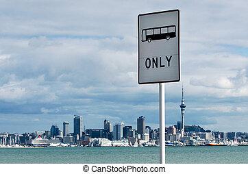 Bus Lane Sign