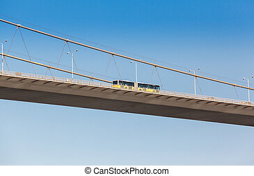 the bridge on Bosphorus