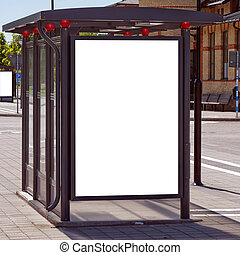 bus stop angelholm