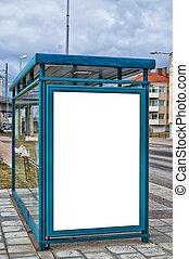 bus stop Helsingborg