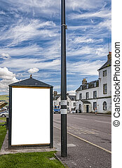 bus stop Inverary