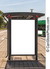 Bus Stop Sweden