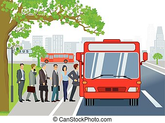 Bus Stop.eps