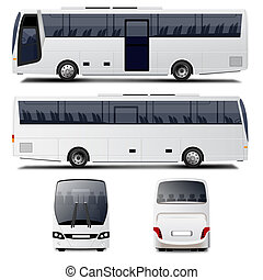bus, vektor