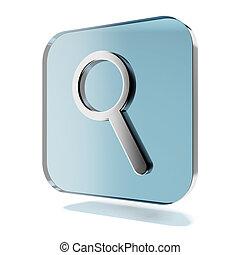 busca, ícone