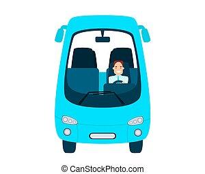 buschauffeur