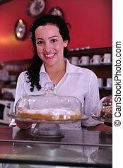 business/, ιδιοκτήτηs , κάτι ασήμαντο γλύκισμα , store/, καφετέρια