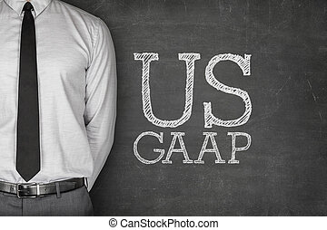 Business Acronym GAAP - Generally Accepted Accounting Principles