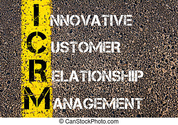 ICRM Innovative Customer Relationship Management - Business...