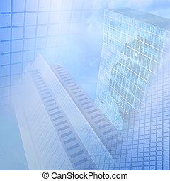 Business Advertisement Backdrop - Pattern / Background...