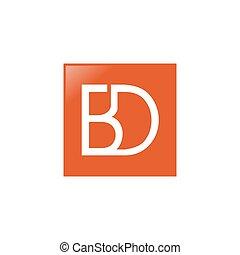 business, alphabet, conception, company., logo