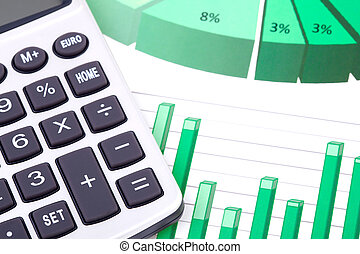 Business analysis - finances and calculator