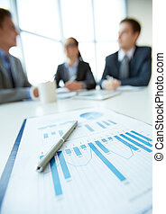 Business analysis - Business document on background of...