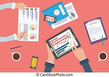 Business analytics, statistics and planning