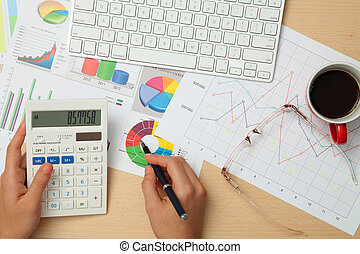 Business and Finanace Diagrams