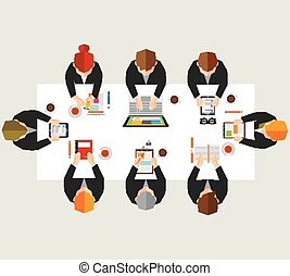 Business and Office Vector Design