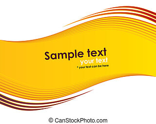 Business artwork - Modern abstract business background card...