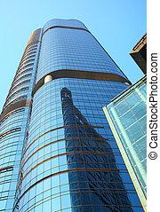 business, bâtiment
