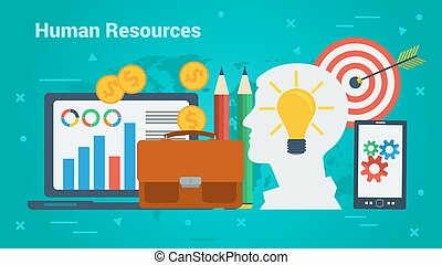 Business Banner - Human Resources