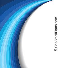 Business brochure background