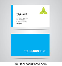 Blank stationery layout a4 paper business card blank vector business card layout wajeb Image collections